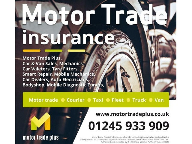 CHEAP INSURANCE MOTOR TRADE - VAN - FLEET - TAXI - TRUCK - COURIER | FreeAds.info