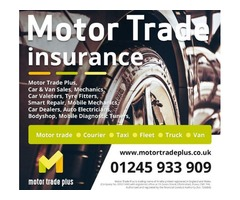 CHEAP INSURANCE MOTOR TRADE - VAN - FLEET - TAXI - TRUCK - COURIER
