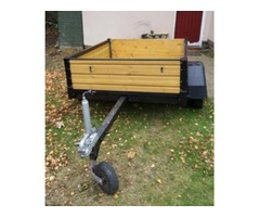 Refurbished car trailer | FreeAds.info