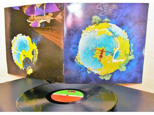 YES: Fragile: Vinyl//LP | FreeAds.info