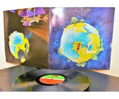 YES: Fragile: Vinyl//LP