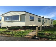 Devon cliffs exmouth caravan for hire (3 bed 8 berth)