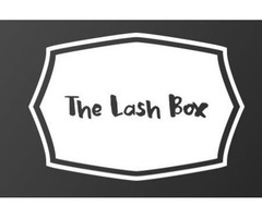 Eyelash Extensions, The Lash Box