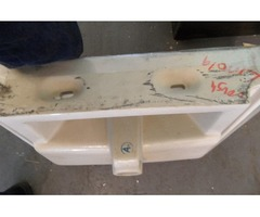 vogue vanity or wall mounted basin
