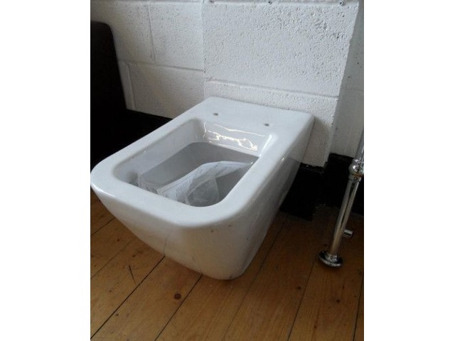 back to the wall toilet pan | FreeAds.info