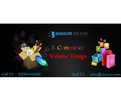 No.1 Ecommerce Website Development Company Bangalore