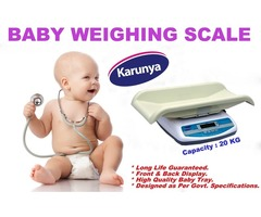 Baby Weighing Scales in Chennai