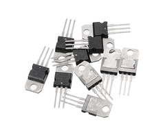 30PCS LM317T TO-220 LM317 TO220 Original IC Adjustable Regulators Field Effect Transistor