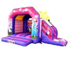 Disco Combo Bouncy Castle