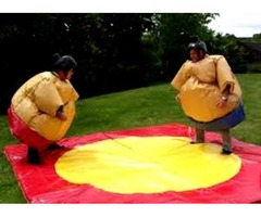 Sumo Suit Soft Play Hire