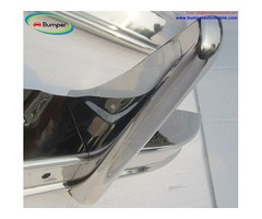 Citroen 2CV bumper (1948–1990) in stainless steel | FreeAds.info