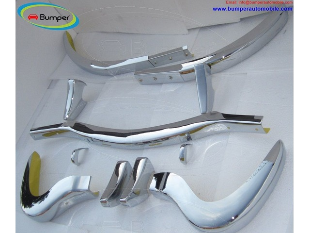 Mercedes 300SL bumper (1957-1963) stainless steel | FreeAds.info