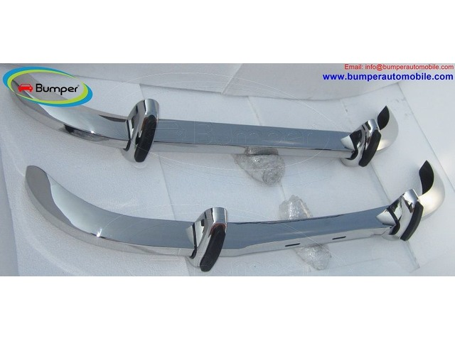 Saab 96 bumper (1965–1970) by stainless steel  | FreeAds.info