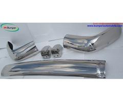 Volvo Amazon Kombi bumper (1962-1969) in stainless steel  | FreeAds.info