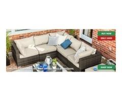 Designer Garden Furniture Sets from Rattan Furniture UK