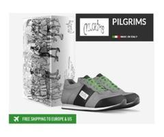 PILGRIMS SNEAKERS