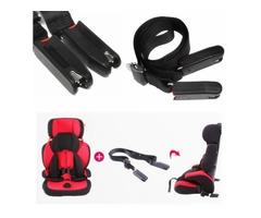 Car Baby Safe Seat Strap Isofix Soft Link Belt Adjustable Anchor Holder