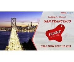 Book Cheap Flights To San Francisco from Heathrow and London San Francisco Flights