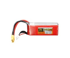 ZOP Power 11.1V 2000mah 3S 65C Lipo Battery XT60 Plug