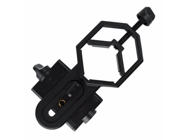 Datyson 5P0078 Telescope Connected Holder Camera Stand Mount Photography Bracket | FreeAds.info