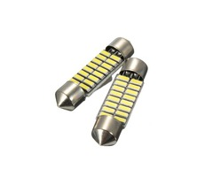 31mm/36mm/39mm/42mm Canbus SMD LED Car Interior Lights Festoon Bulbs Error Free