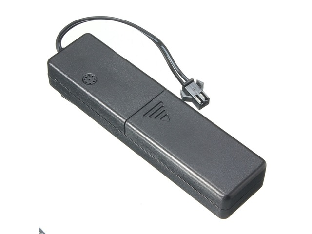 Sound Activated Controller For LED El Wire Glow Flexible Neon Decor DC3V   FreeAds.info
