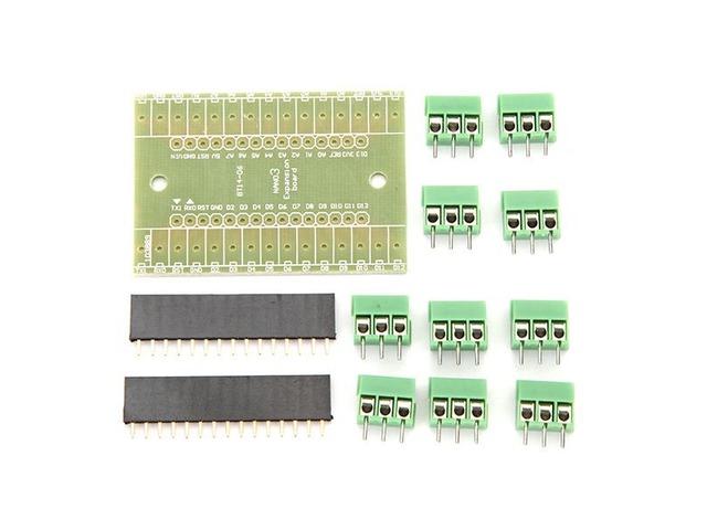 DIY NANO IO Shield V1.O Expansion Board For Arduino | FreeAds.info