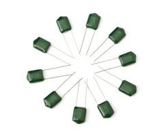 140pcs 14 Value ±10% 630V Polyester Fixed Capacitor Assorted Kit 2J102J-2J683J 10pcs Each Value