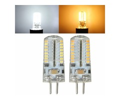 Ultra Bright G5. 3/ MR16 LED Corn Bulb Light 3014 SMD 64 LED AC220V-240V 5W Lamp