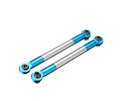 WLtoys 1/12 Metal Upgraded Rear Upper Linkage Rod For L959 L969 L979 2PCS