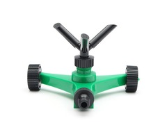 360 Degree Autorotation Sprinkler Garden Lawn Irrigation Cooling Spray Head
