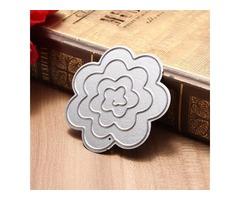 Flower Cutting Dies Stencil Scrapbook Card Album Paper Embossing Craft Decoration