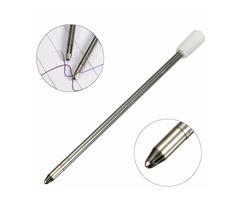 7cm Black Blue Ballpoint Pen Refill Metal For Swarovski Or Other Crystal Pens