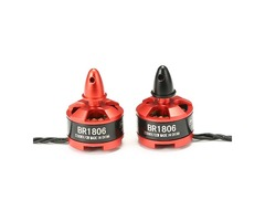 Racerstar Racing Edition 1806 BR1806 2280KV 1-3S Brushless Motor CW/CCW For 250 260 for RC Drone FPV