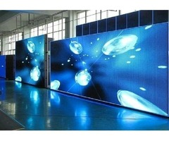 For high contrast and brightness, switch to LED Wall hire: