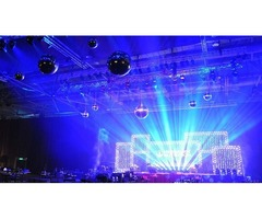 Looking for a Lighting Hire Company?