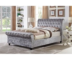 Customized Selection of Beds Barclay Beds!
