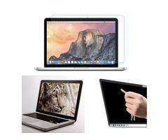 "For MacBook Pro 13"" Retina Clear Transparent Screen Protector Protective Flim Guard"