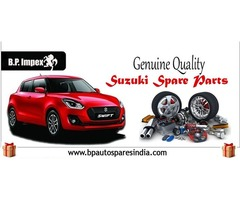 Provide The Best Quality of Suzuki Spare Parts to Your Suzuki Vehicle