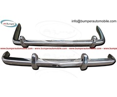 Rolls Royce Silver Shadow bumper (1965-1977)