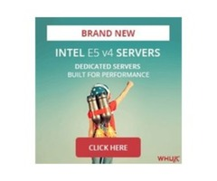 Web Hosting/Servers