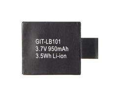 Original 3.7V 950mAh 3.5W Battery for GIT1 GIT2 Gitup Camera