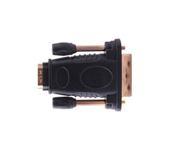 Vention ADVID1-HM2 Gold Plated DVI Male (24+1 pin) to HDMI Female (19-pin) Adapter