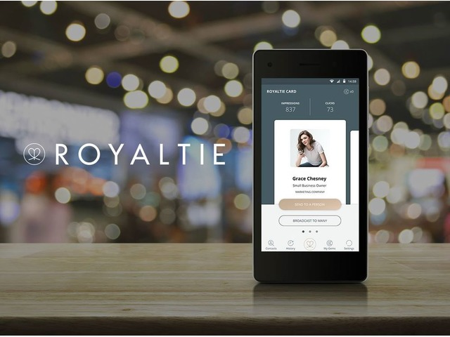 Market Yourself With Royaltie.com | FreeAds.info
