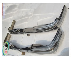 Mercedes W111 coupe bumper without rubber (1969-1971)