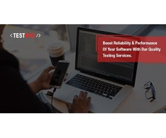 Load Testing Services UK-Testrig Technologies | FreeAds.info