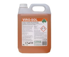 VIROSOL CITRUS CLEANER DEGREASER X 5 LTR