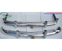VW Karmann Ghia bumper US type (1955 – 1971)