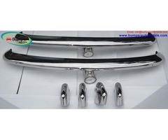 VW Type 3 bumpers (1963 – 1969) by stainless steel