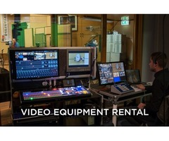 How Video Equipment Makes Your Event Great?